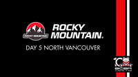 Media release Day 5 - North Vancouver
